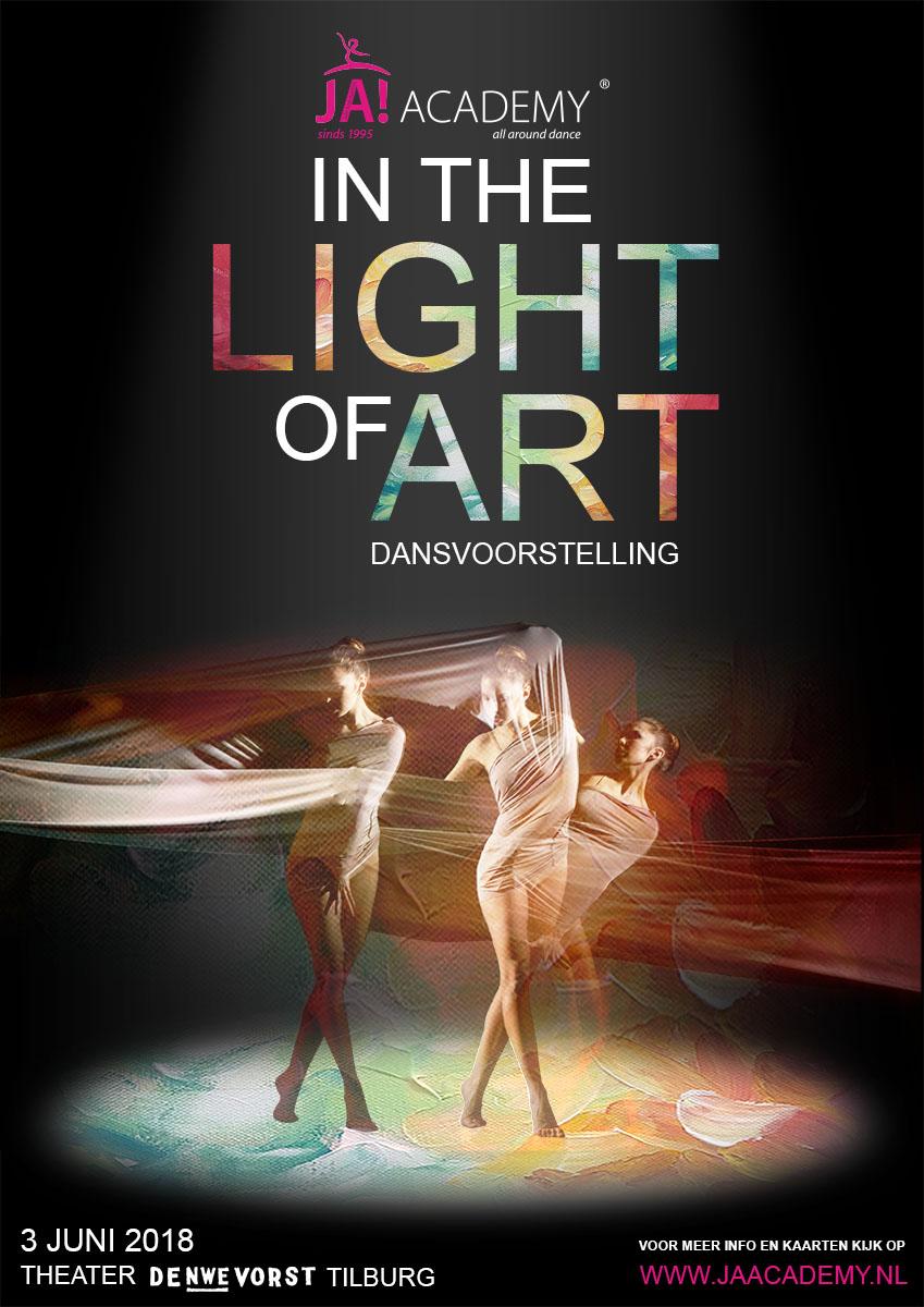 in the art of light