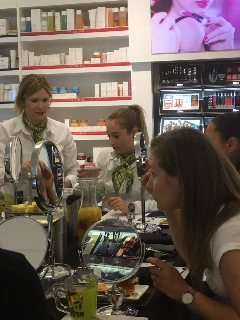 make-up workshop mooi heyhoef