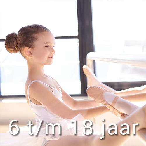Opstap Klassiek, Klassiek, Jazz, Modern, Breakdance 6 t/m 18 jaar
