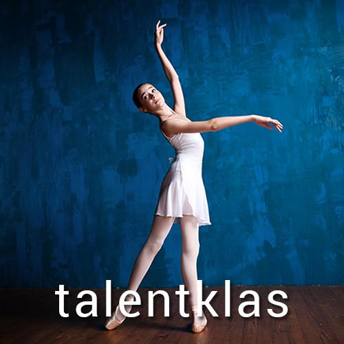 Talentklas / JA Dance Company (1 uur)