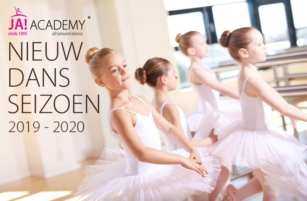 Dansseizoen 2019 – 2020